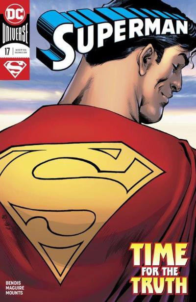 Superman's secret identity won't be secret anymore
