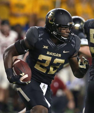 66102f874a4 Pop Quiz: Q&A with Baylor running back Terence Williams | Baylor ...