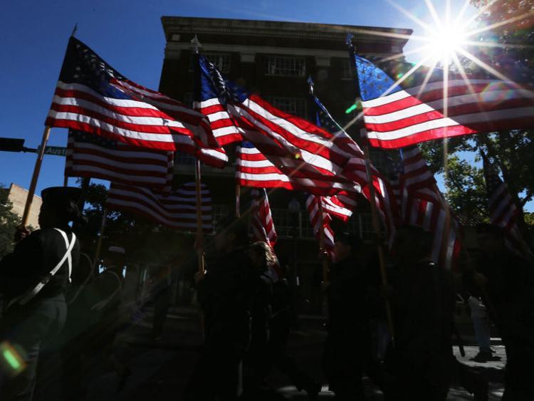 Waco Veterans Day parade: Nov. 12, 2012