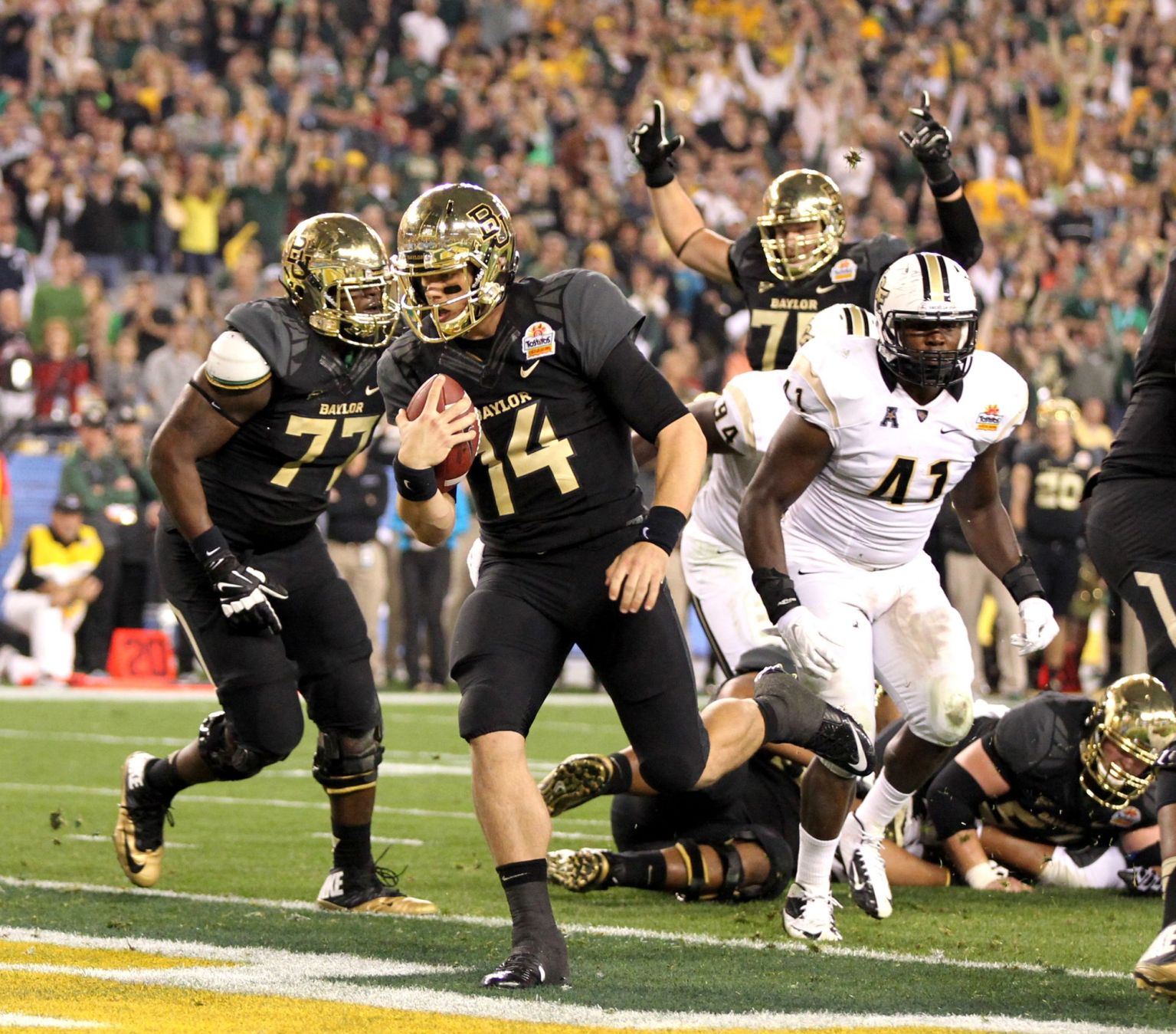 baylor football - photo #9