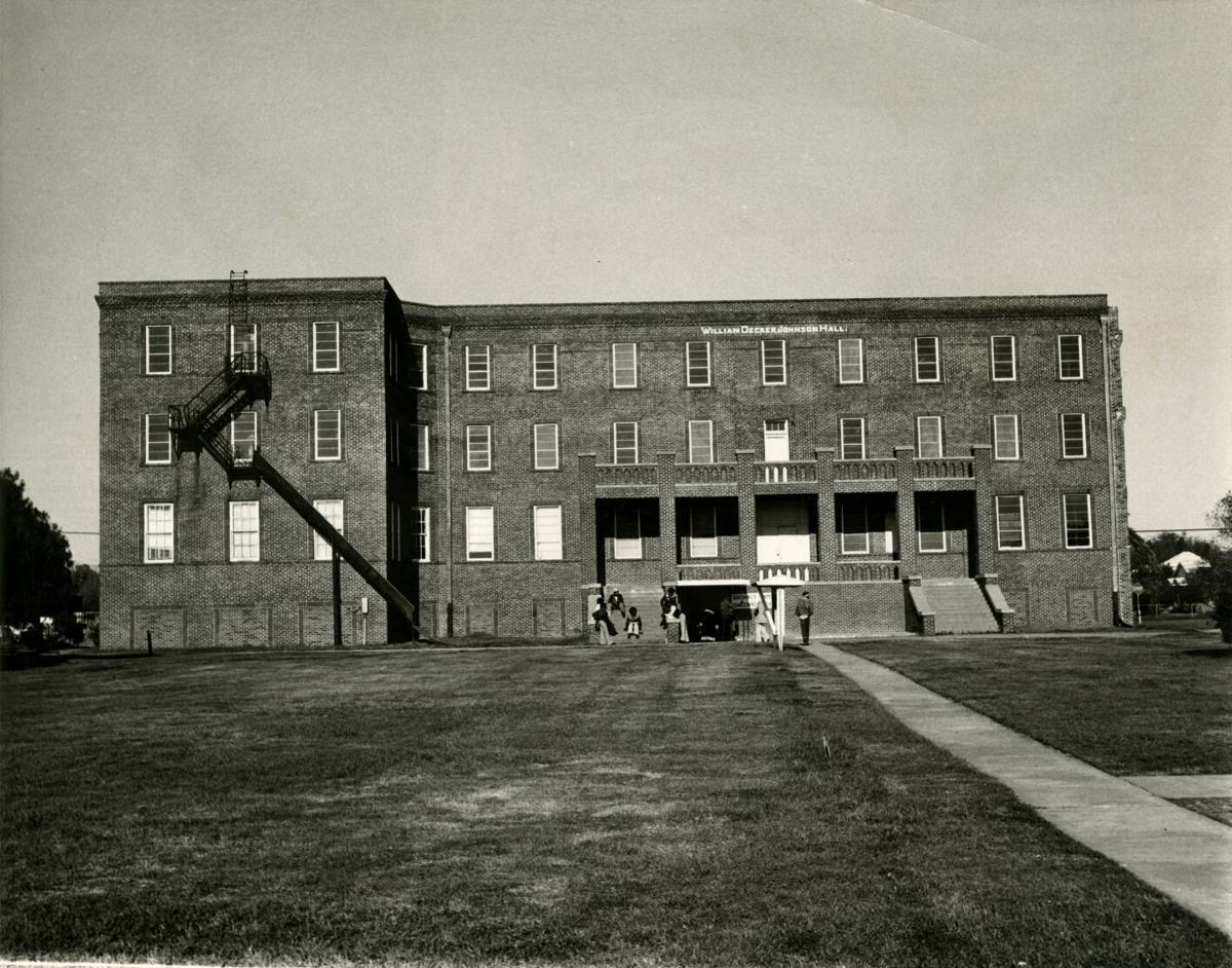 Decker Johnson Hall