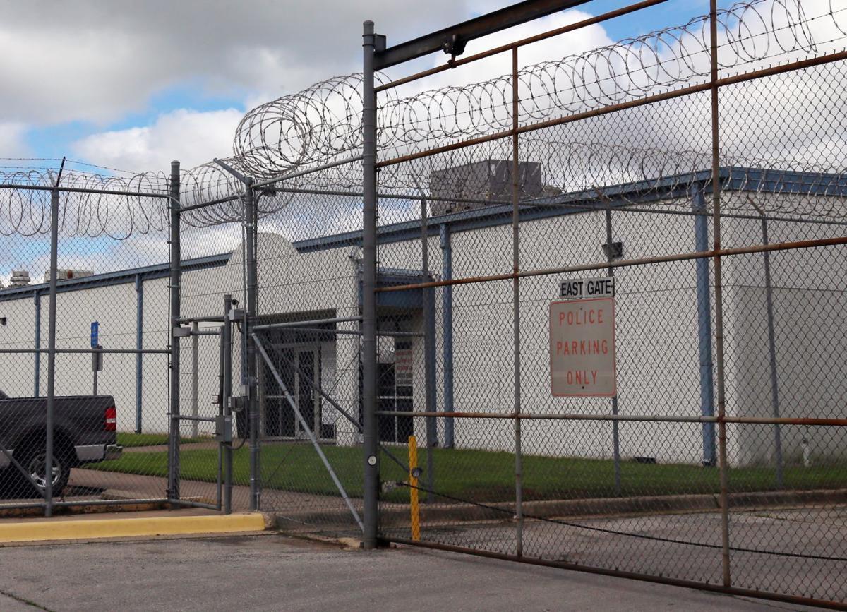 McLennan County Jail (copy) (copy)
