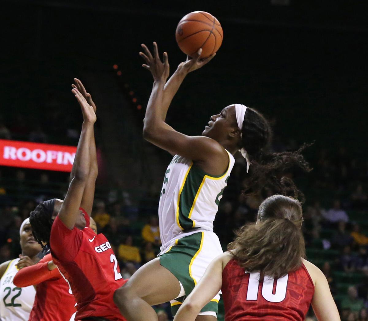 Georgia Baylor Basketball