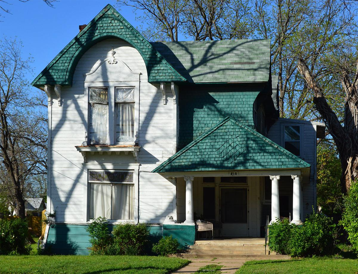 Herbert house, 215 Dallas