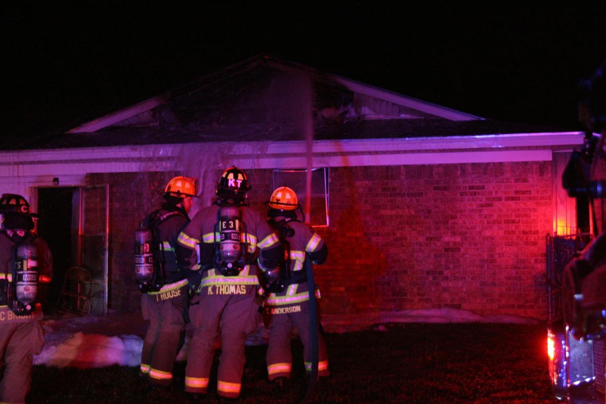 East Waco fire