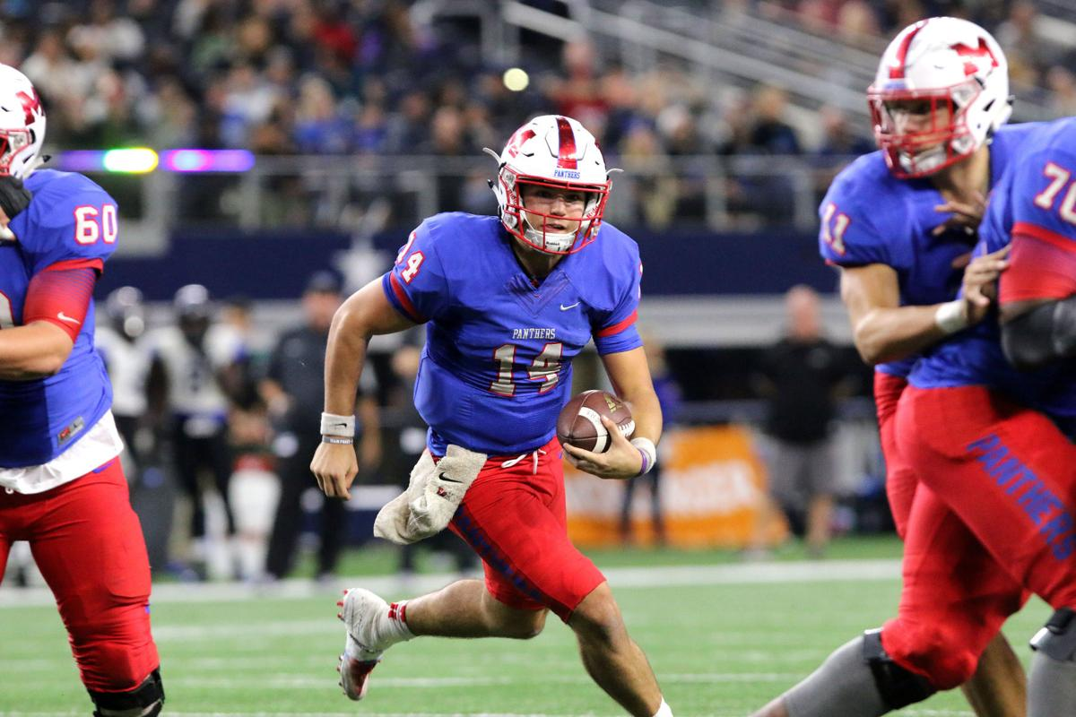 Mordecai, No. 5 Midway romp Byron Nelson, 59-7 | High ...