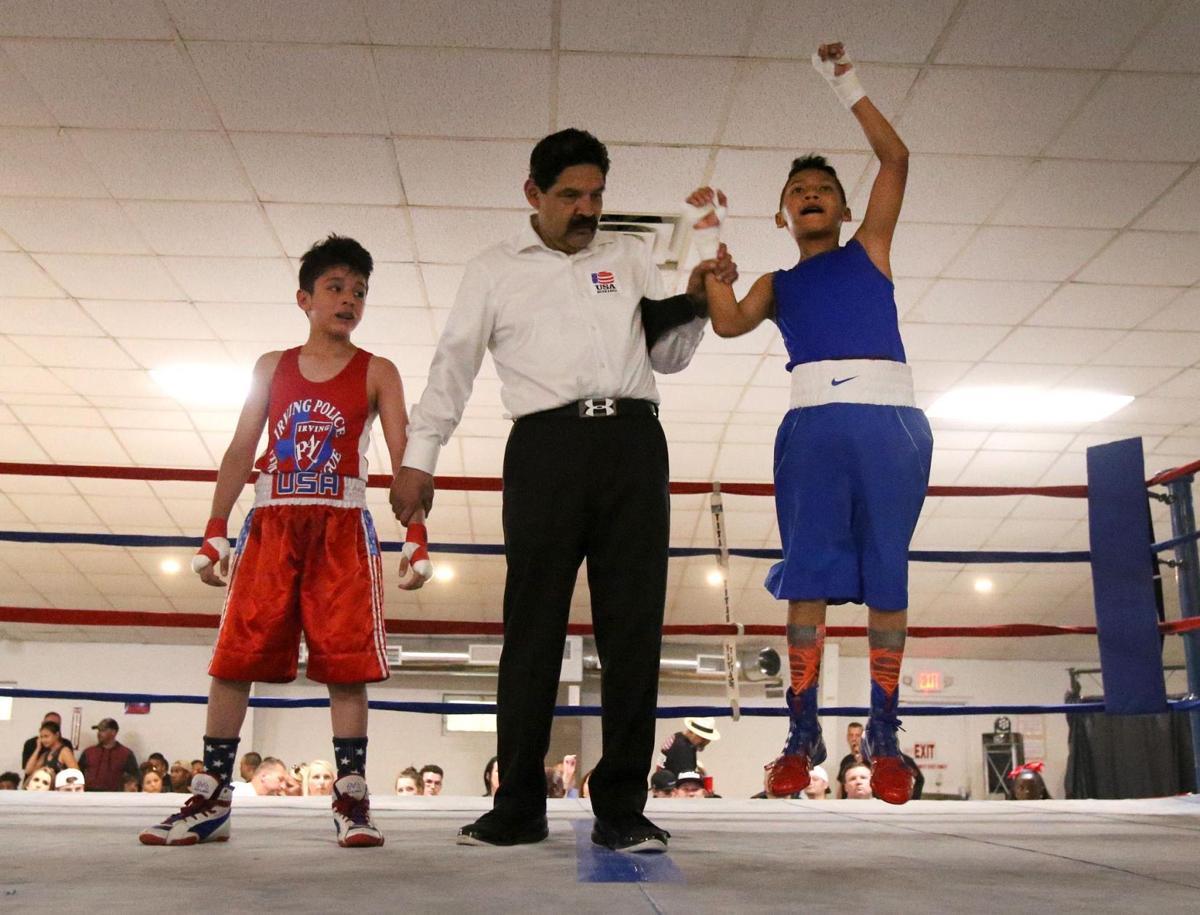 Waco boxing