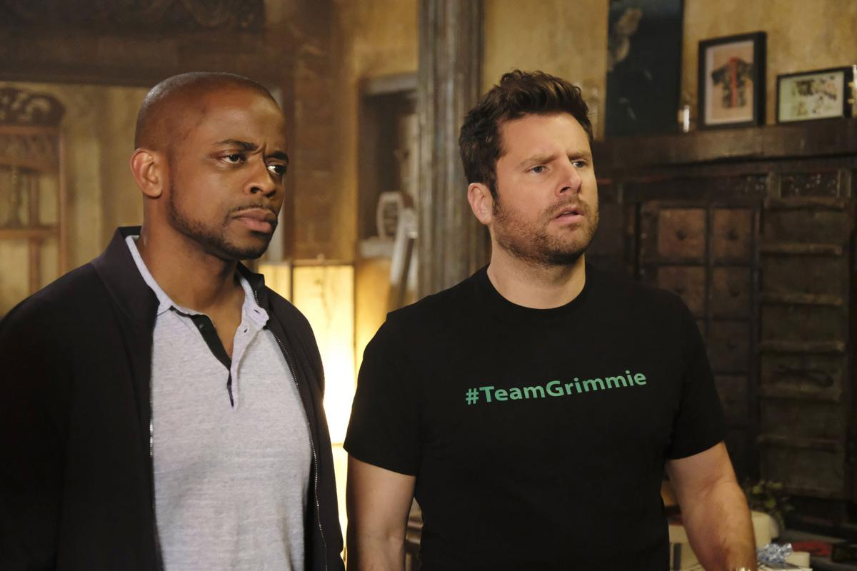 'Psych: The Movie'