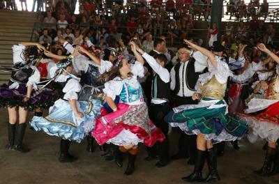 Westfest dancers 2019