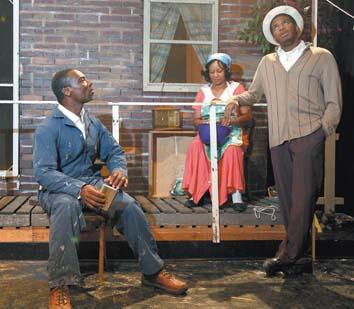Jubilee Theatre raises curtain after renovation: August Wilson's 'Fences'