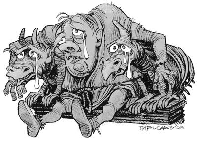 Wednesday cartoon