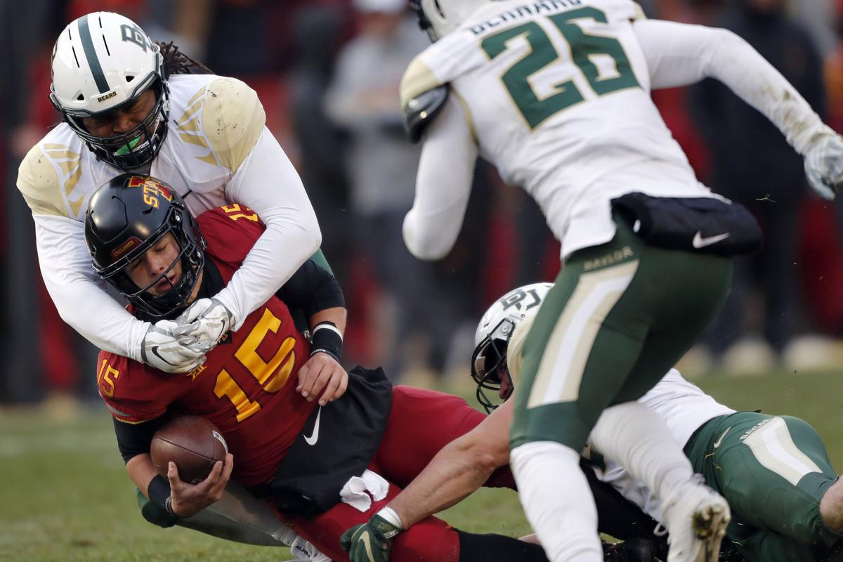 Baylor Iowa St Football