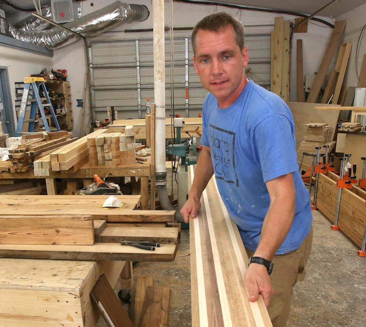 With popularity from fixer upper harps against the for Is clint harp still on fixer upper