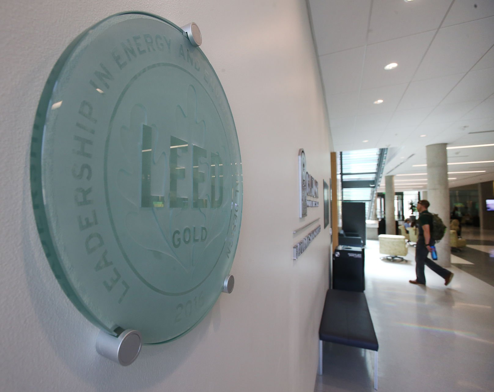 Baylor Business Building Earns Leed Certification Environment