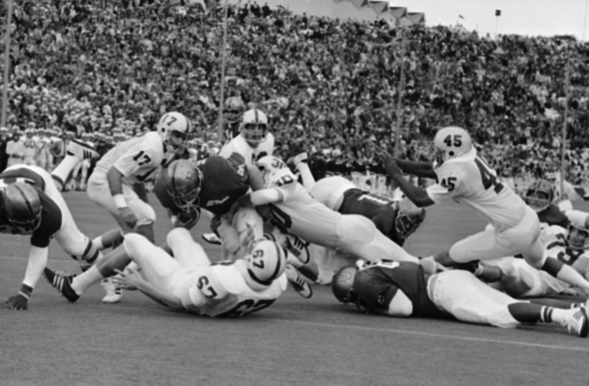 1975 Cotton Bowl - Steve Beaird