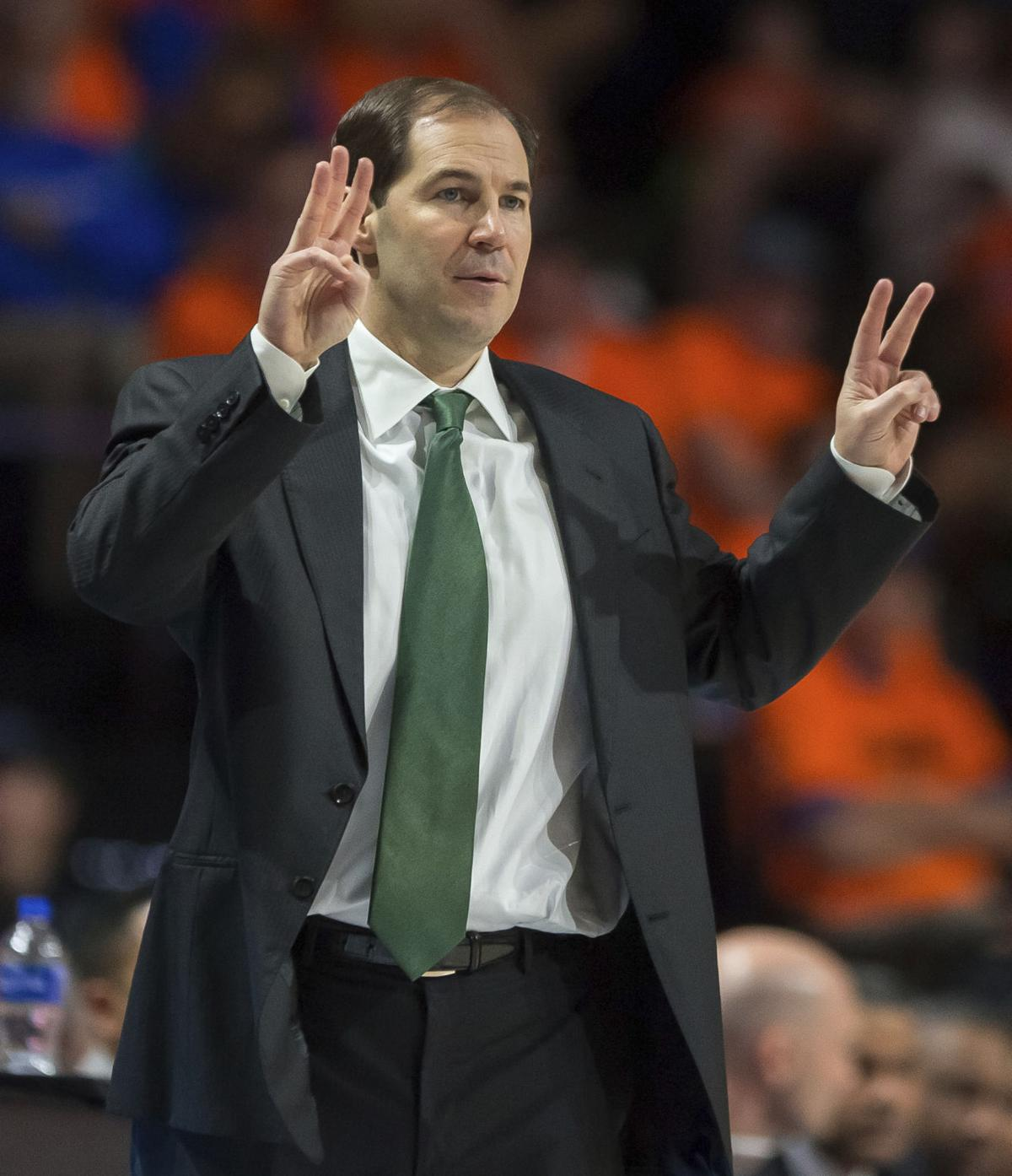 Baylor Florida Basketball