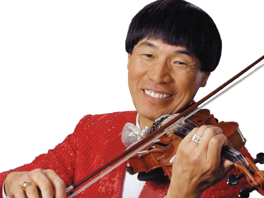 Entertainer Shoji Tabuchi brings famed Branson show to Waco Hippodrome