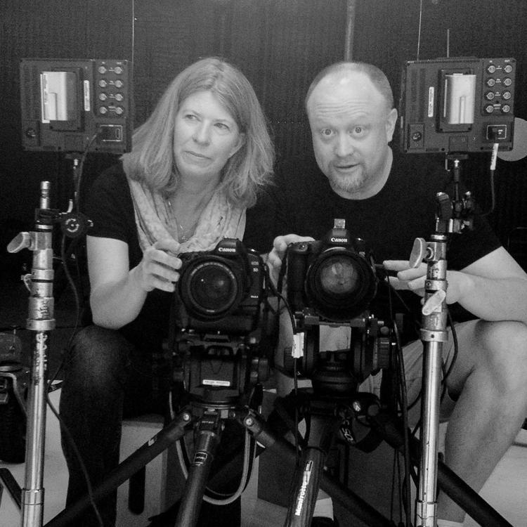 Michael Larsen and Tracy Talbert