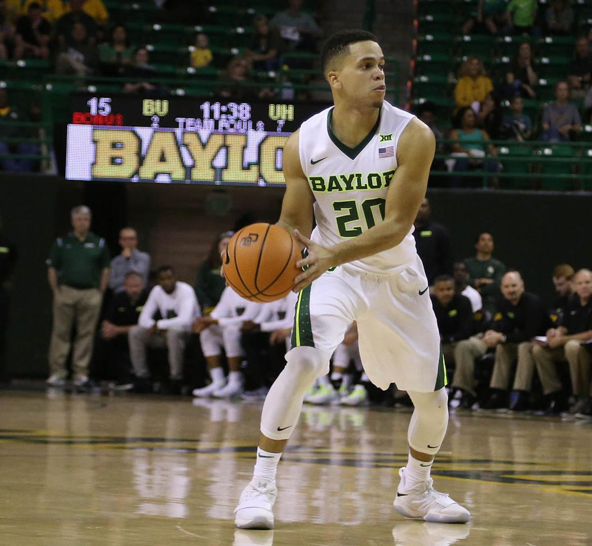 Baylor men basketball
