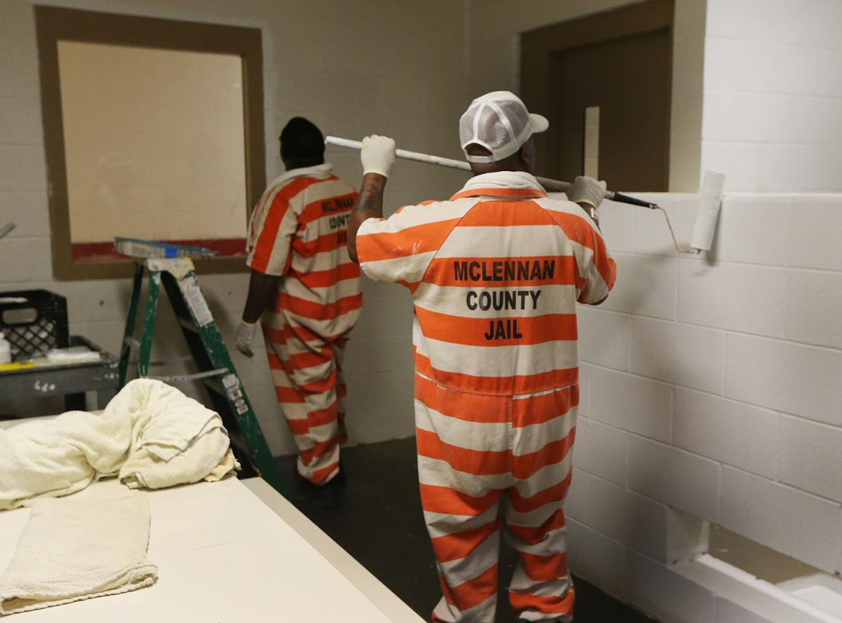 Fresh paint, fresh faces as county prepares Harwell jail takeover