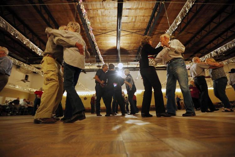 old dance ra7