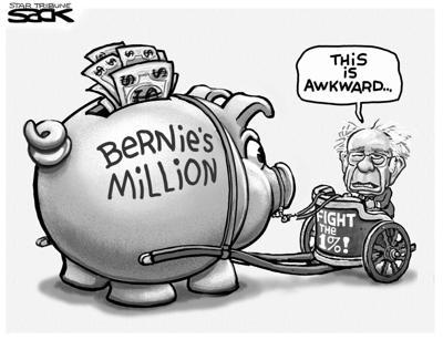 Sanders toon