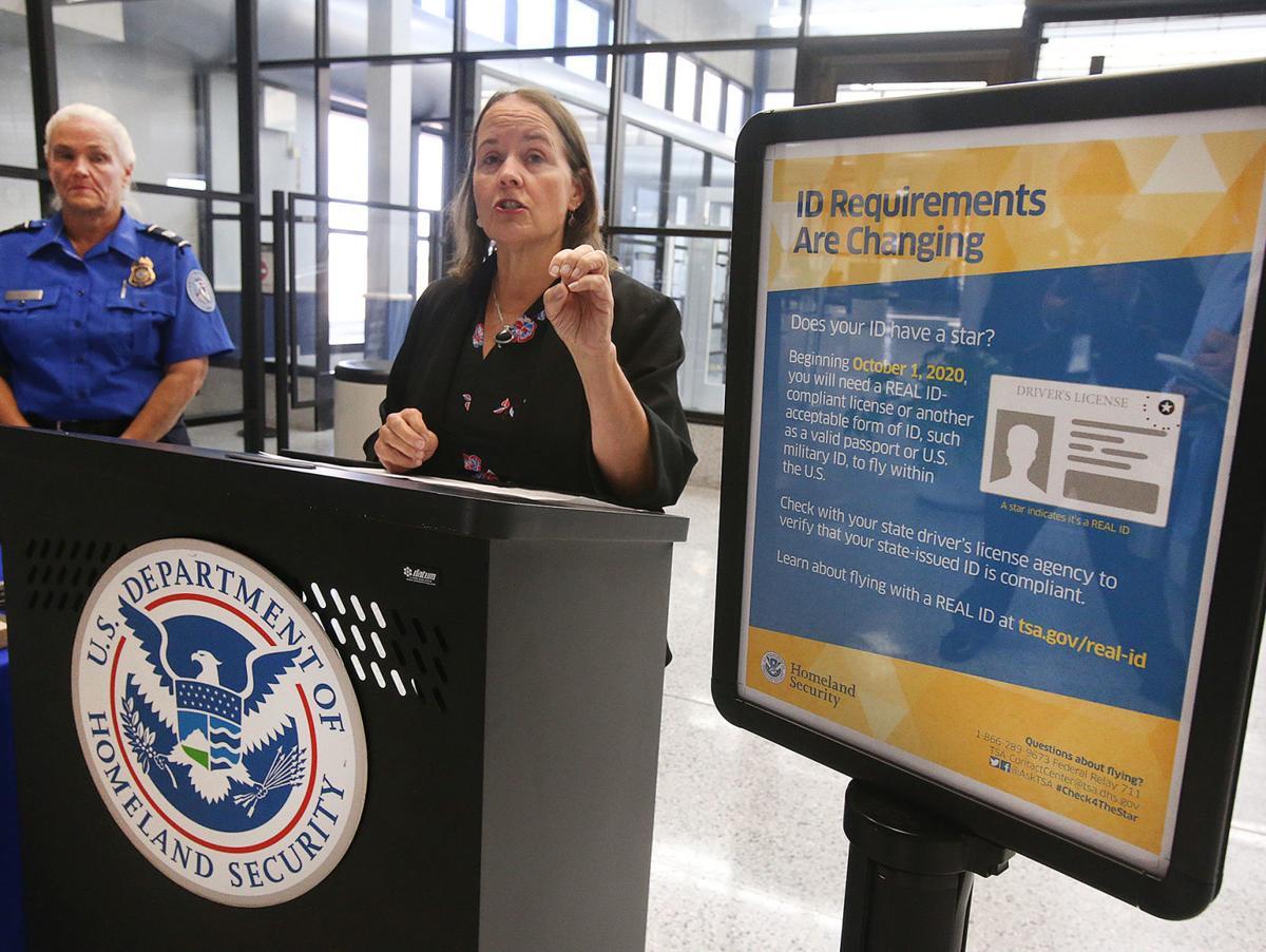 TSA at Waco Regional Airport