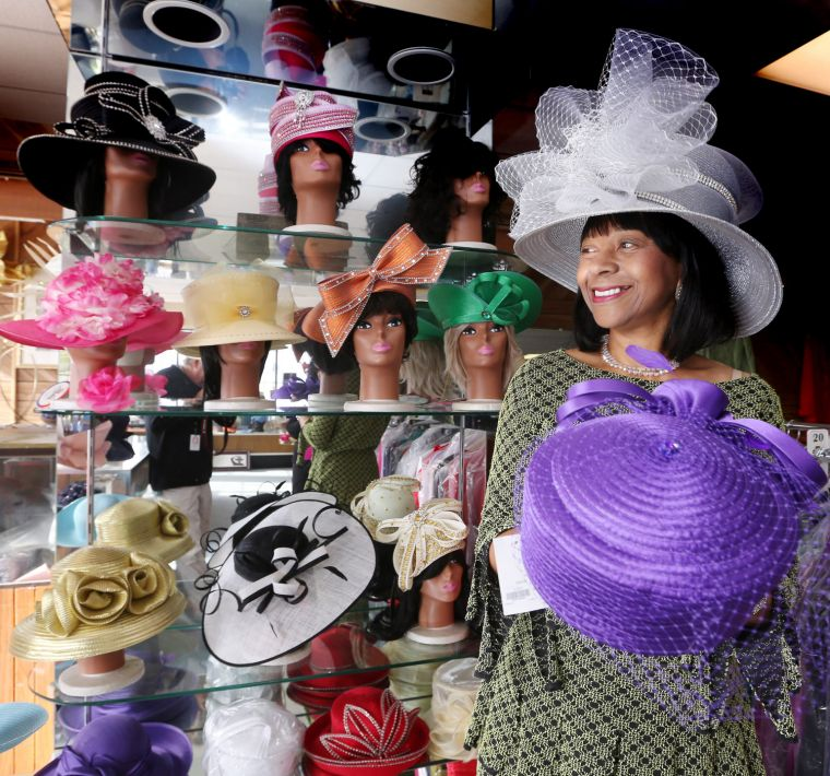 5c8a2beb766 Easter hat tradition a chance for Waco women to make bold fashion ...