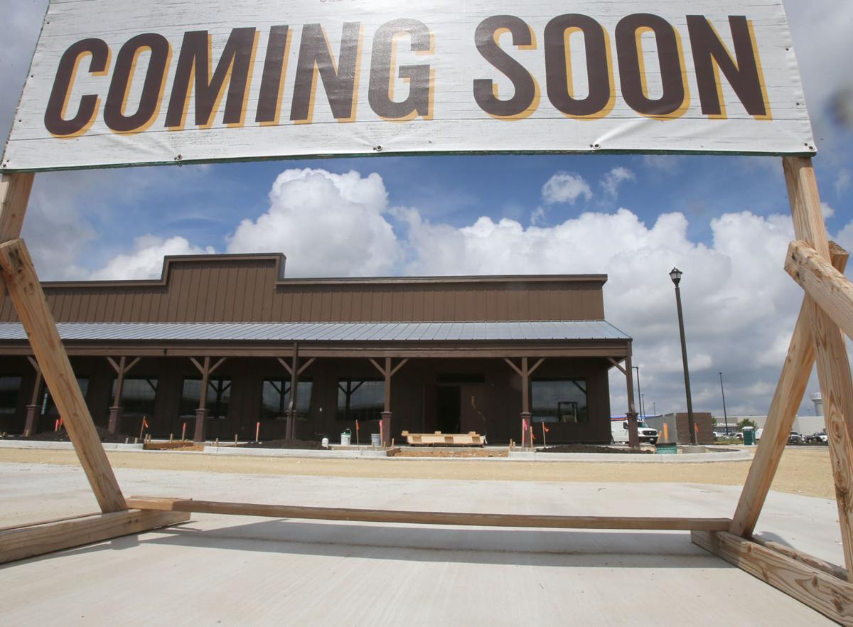 Cracker Barrel in Hewitt starts hiring, opening expected in November