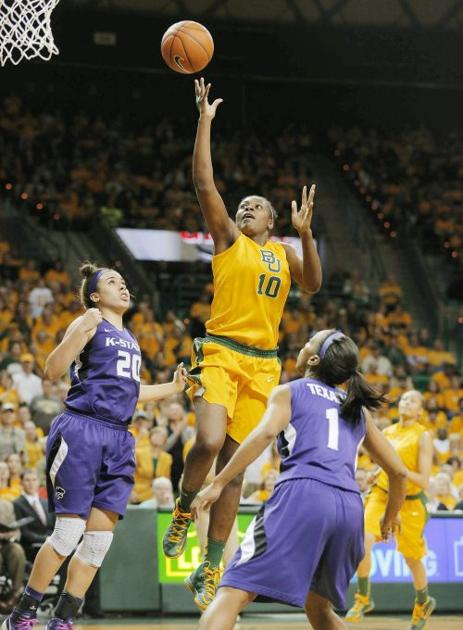Tribune-Herald all-Big 12 women's basketball team, awards ...