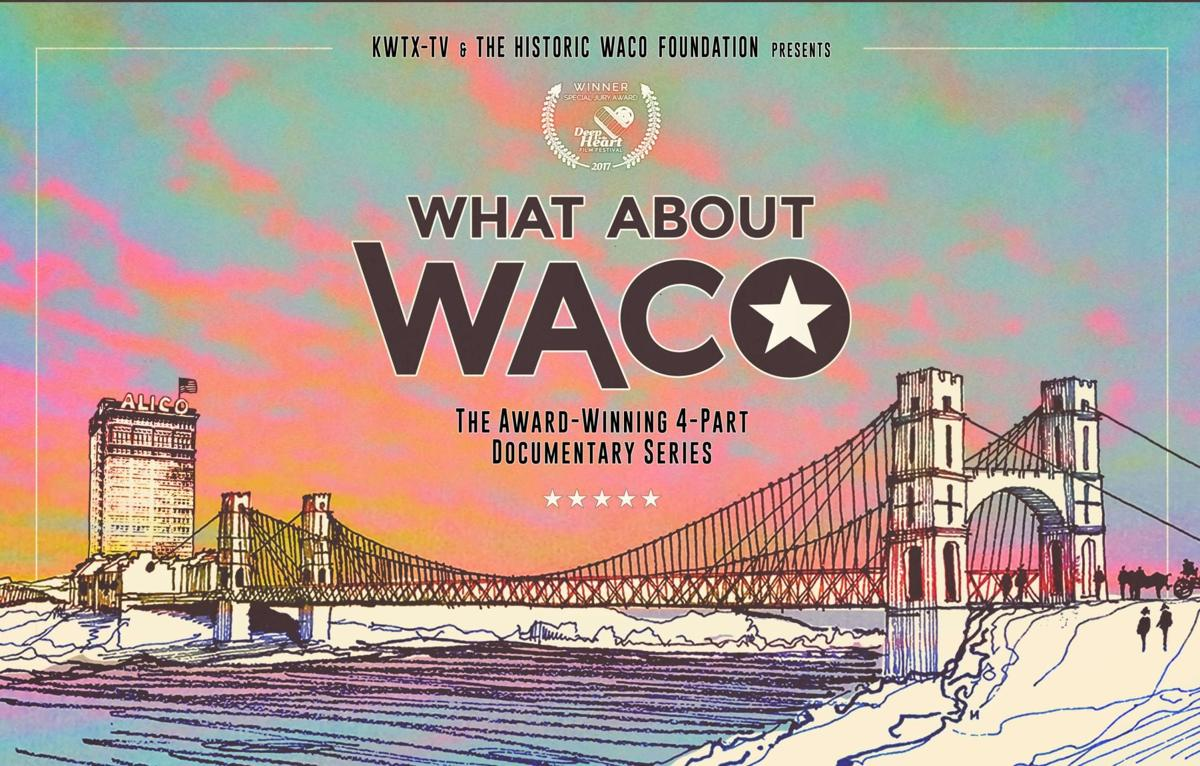 """What About Waco"" poster"
