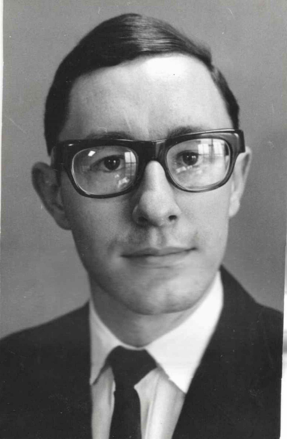Preston Kirk 1968 UPI ID