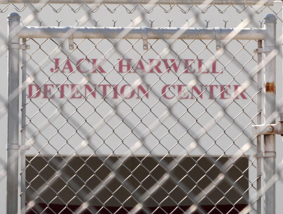 Jack Harwell jail