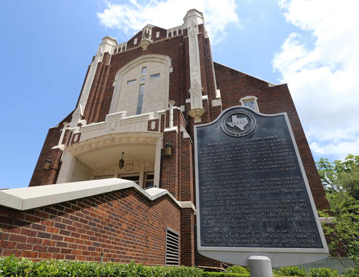 Austin Avenue United Methodist Church