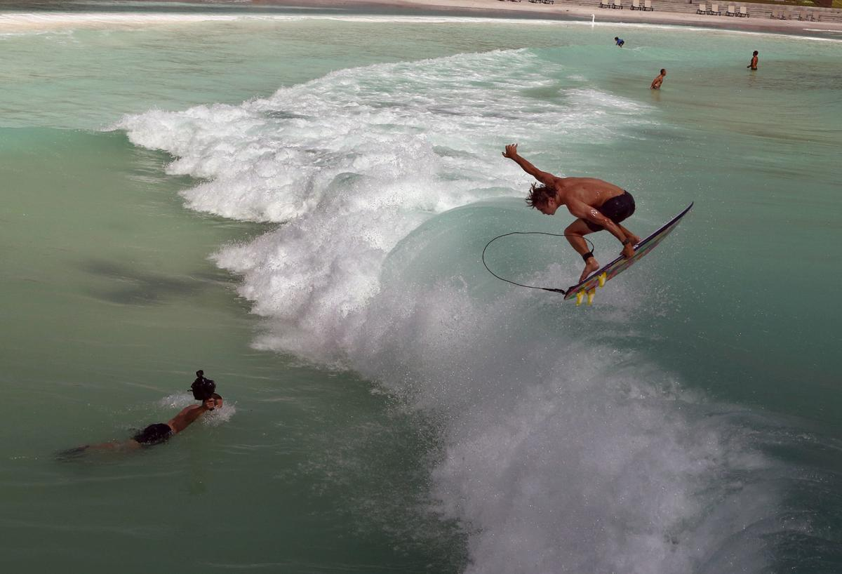 BSR Surfing