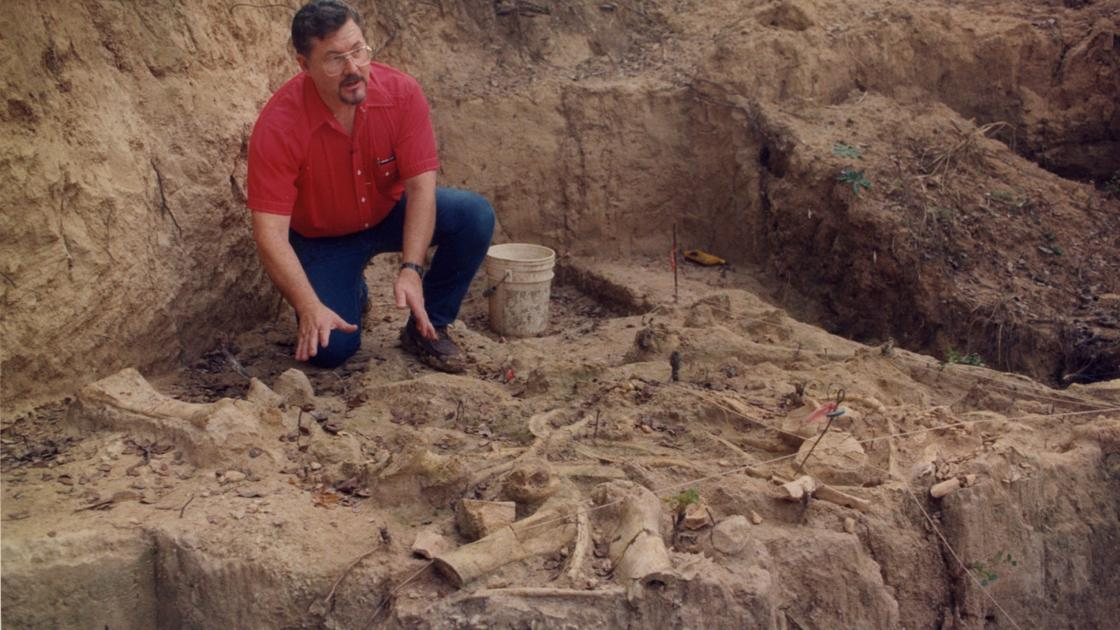 Visionary behind Waco mammoth site returns for its 10th anniversary