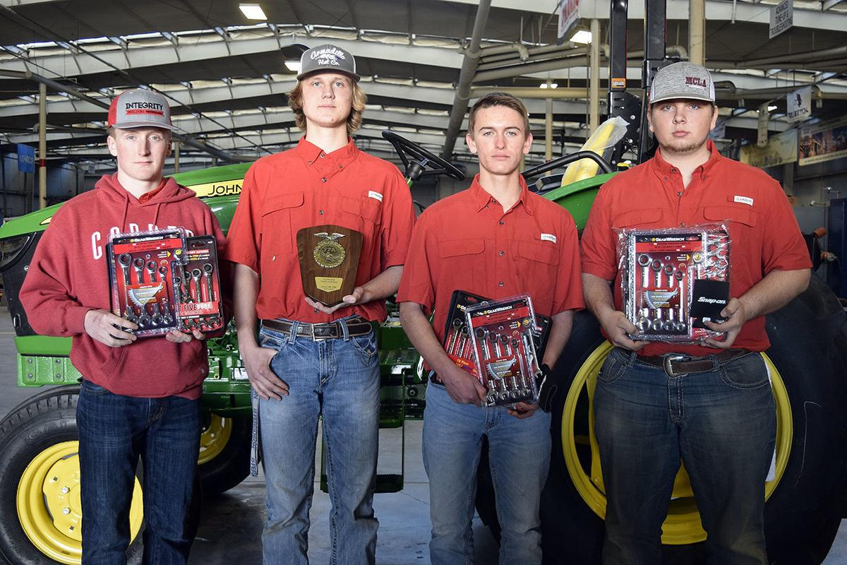 Midway tractor winners