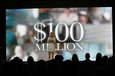 Baylor $100 million gift