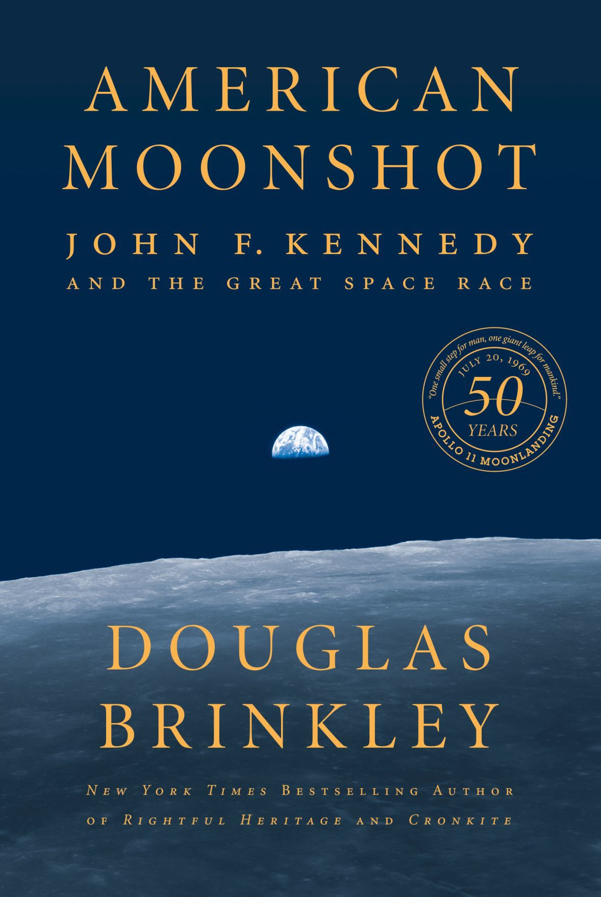 """American Moonshot"""