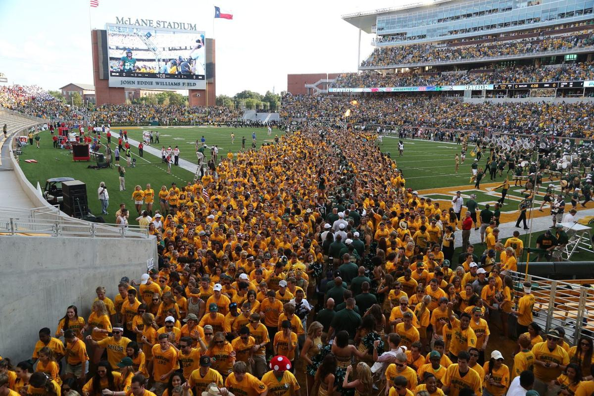 Baylor Marks 5 Years At Mclane Stadium Higher Education