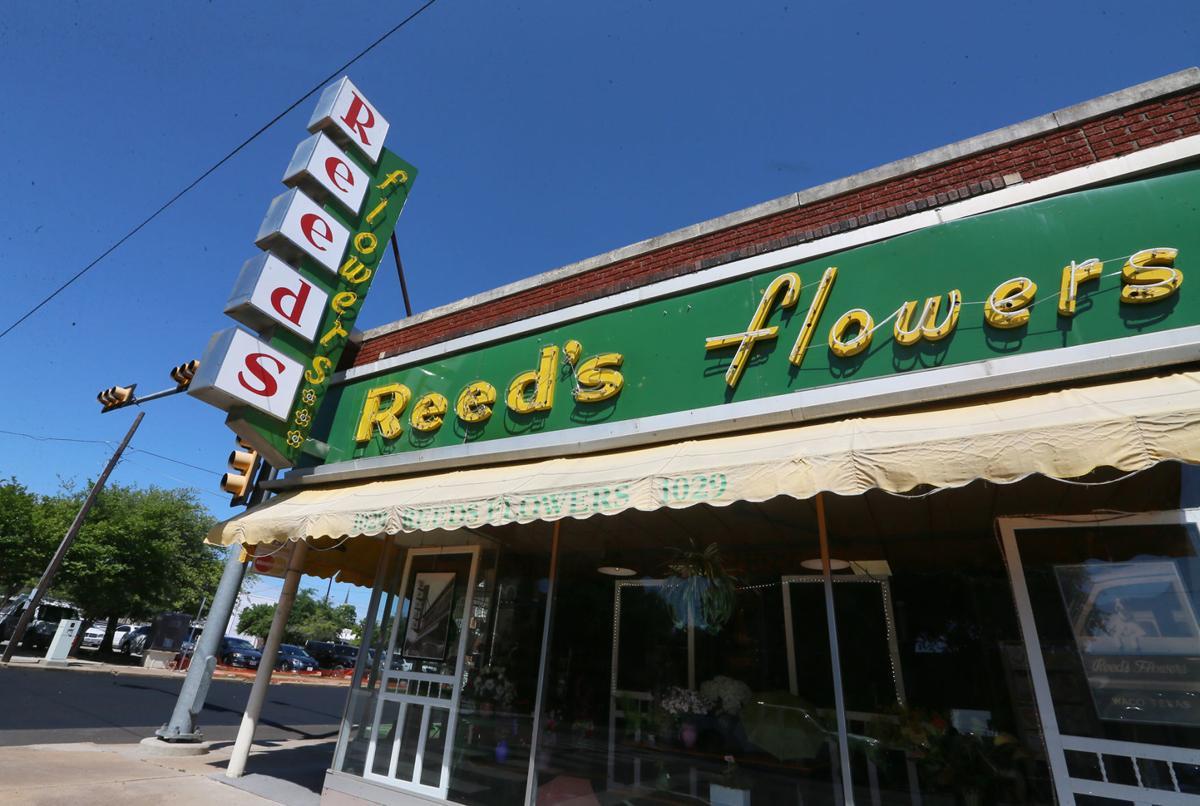 Reed's Flower