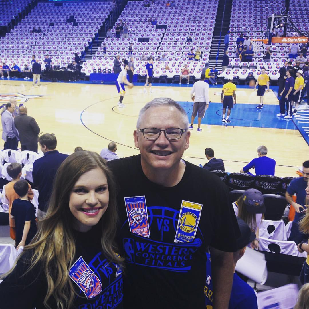 Krista Pirtle: How Dad fostered a daughter\'s love of sports | Lady ...