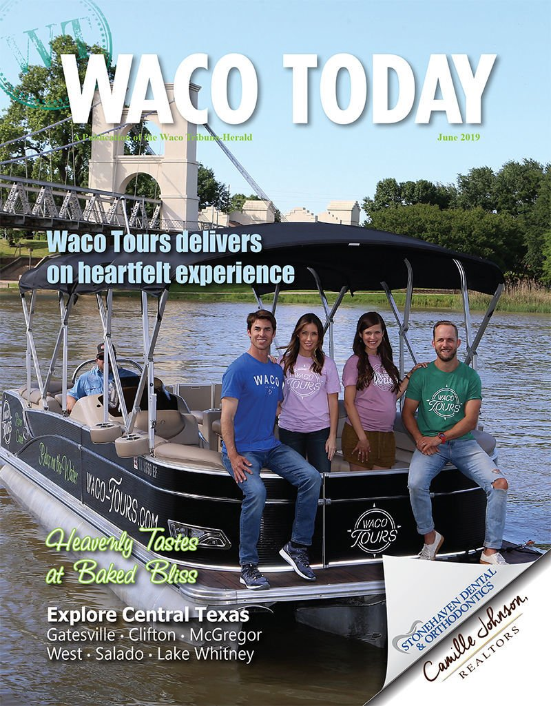 Waco Today - June 2019 cover