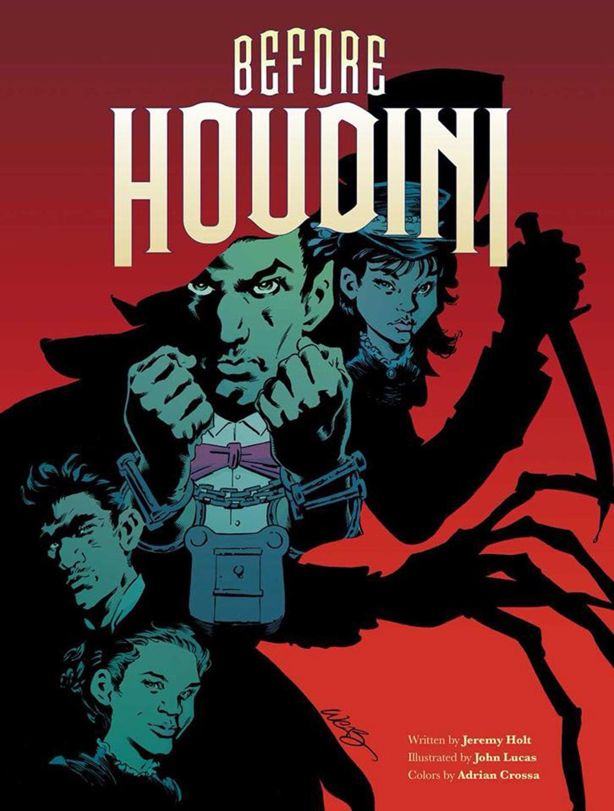 """Before Houdini"""