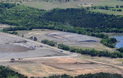 Waco landfill
