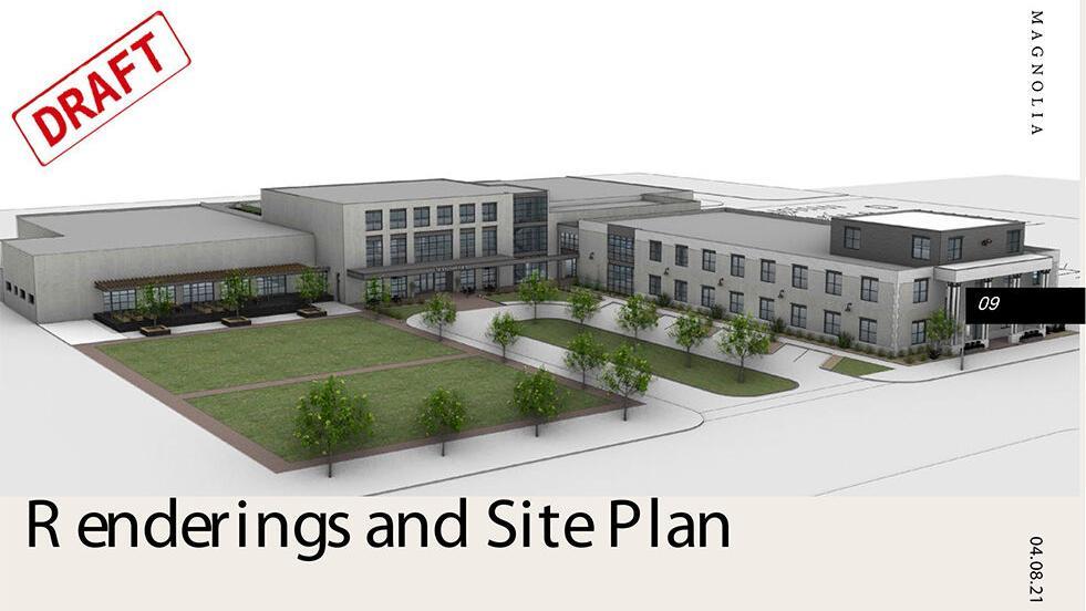 Downtown Waco board OKs $2.6 million for Magnolia conversion of Trib building