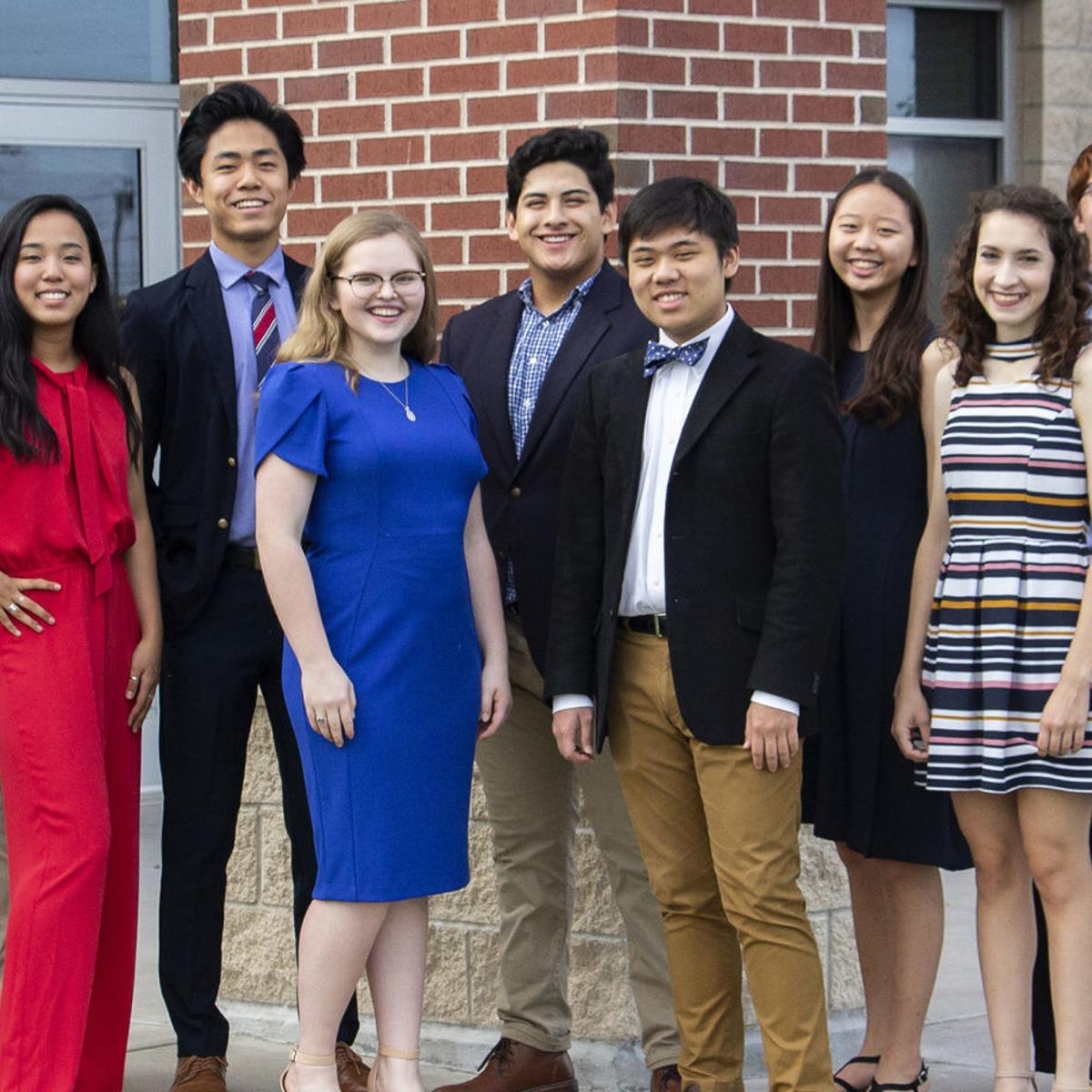 Midway has 12 students with National Merit recognition