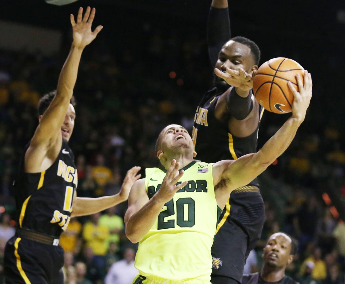 Wichita St Baylor Basketball
