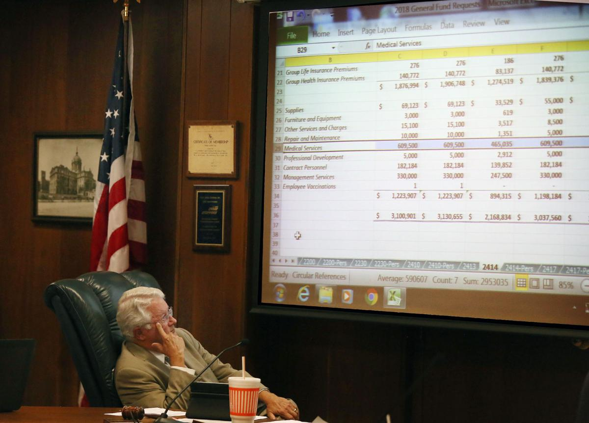 County approves 36 raises for individuals, including 3