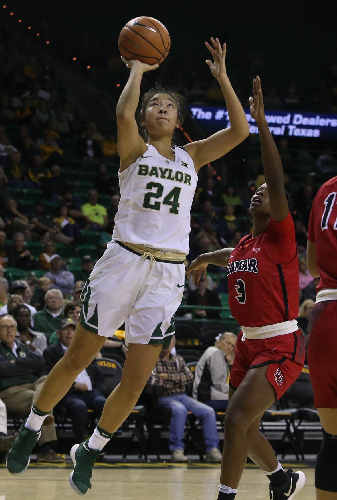 Lamar Baylor Basketball